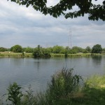 Chertsey Meads - The River Thames