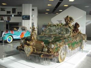 Geraldine O Lloyd art car